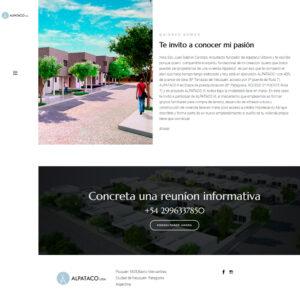 Alpataco - Web 2